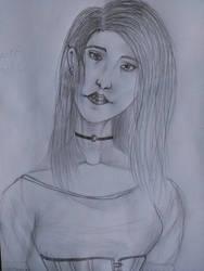 Confused vampire by RysioNeko-chan
