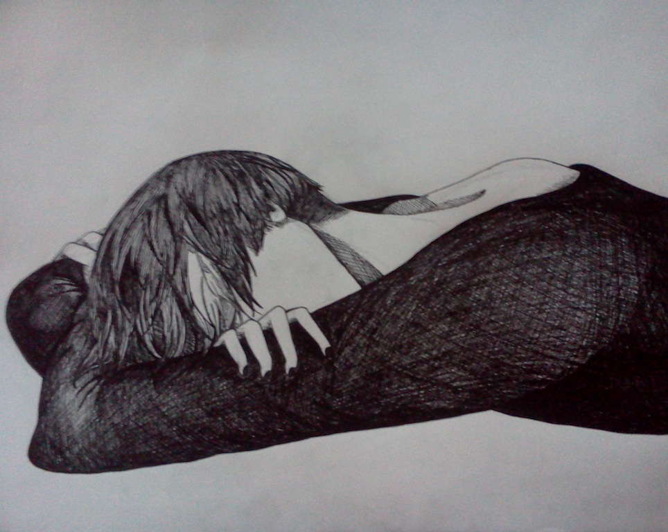 Tao Sleeping by FleetingVapor