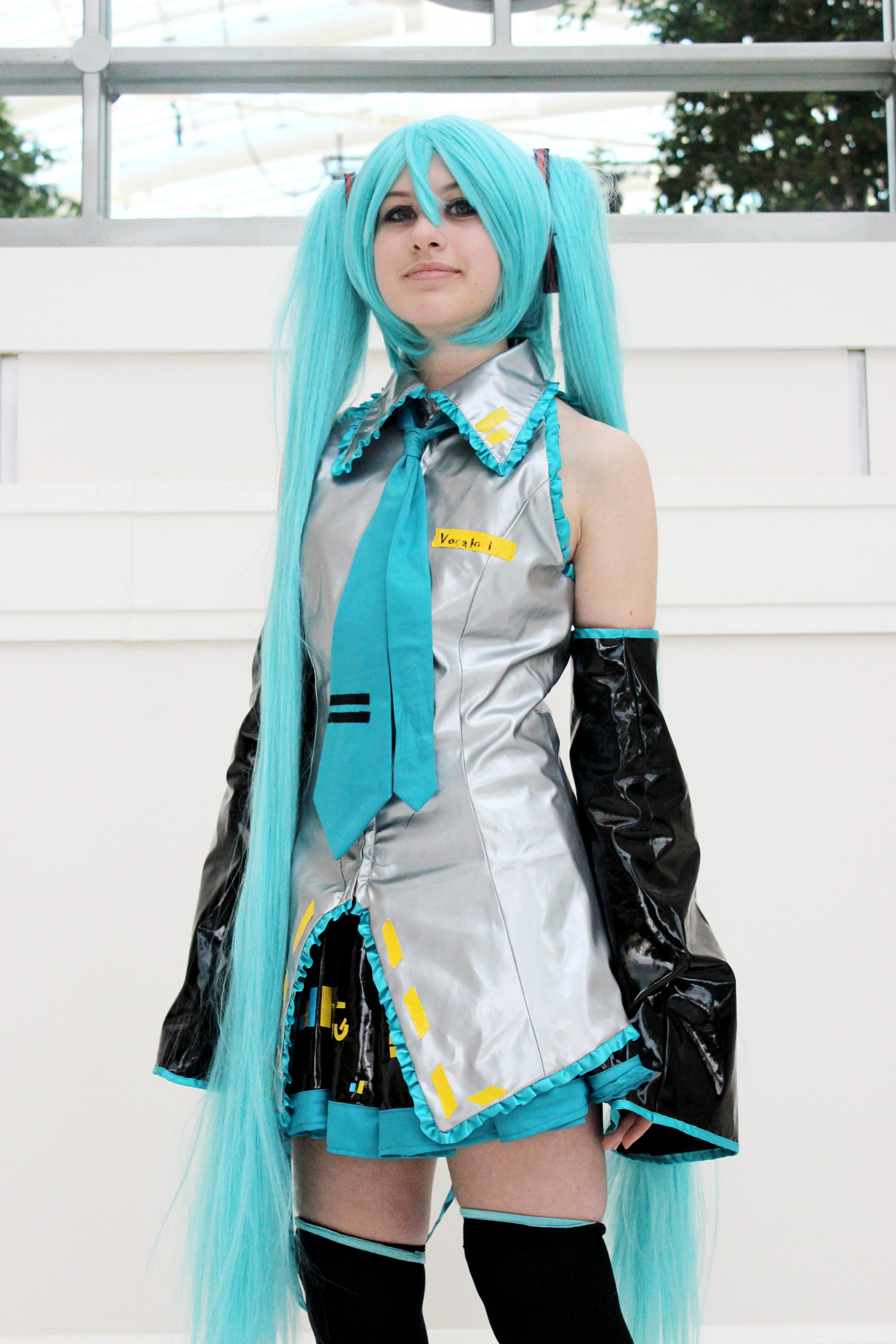 hatsune miku cosplay - photo #28