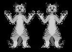 {F2U} Thylacine Base