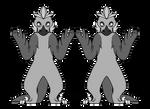 {F2U} Dino Raptor