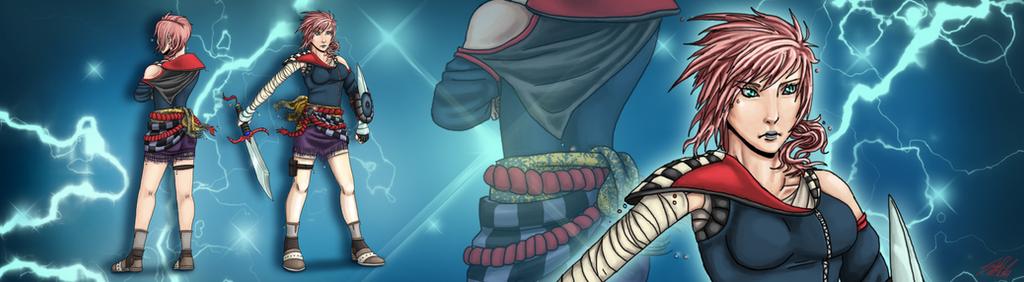 Lightning Returns Final Fantasy XIII Contest by Exirias