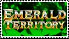 DQ: Emerald Territory Stamp