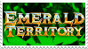 DQ: Emerald Territory Stamp by Chipgirl9