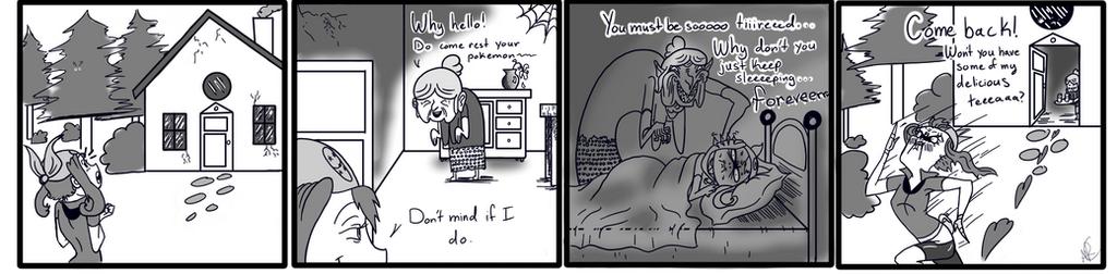 The Granny Comic by MassiveErase