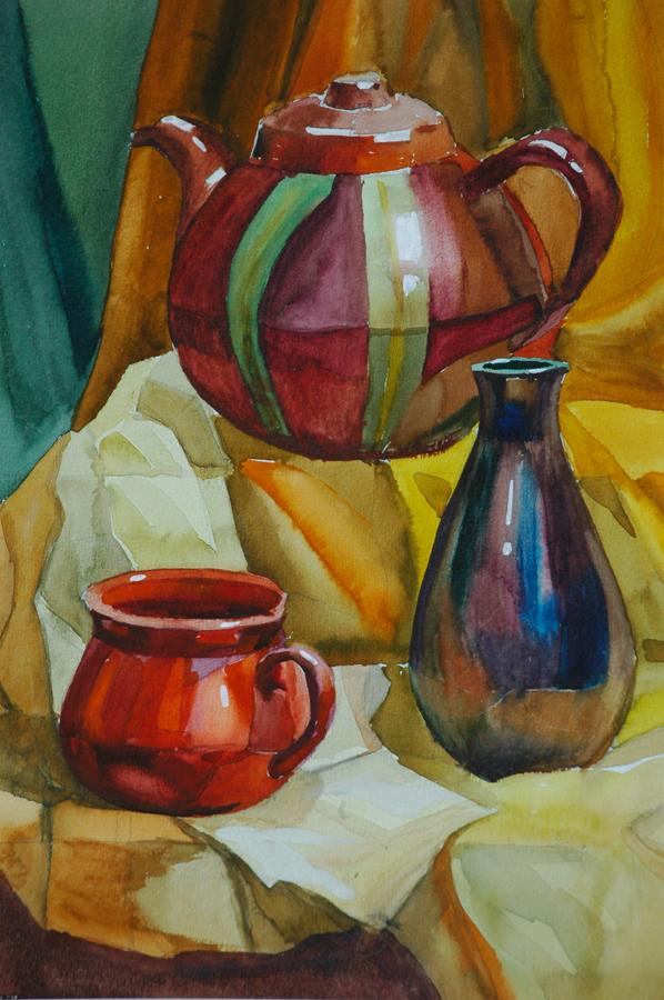 Tea? by pyr0s