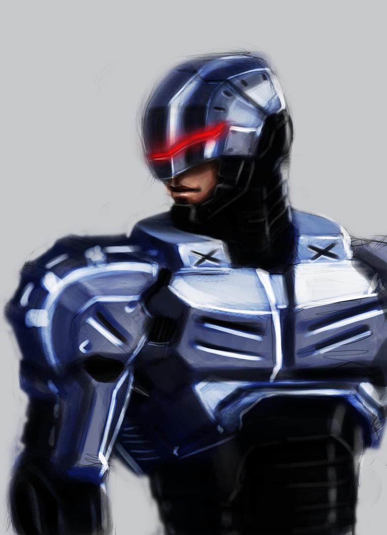Robocop by AlexandreMorsilla