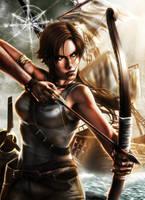 Lara Reborn by AlexandreMorsilla