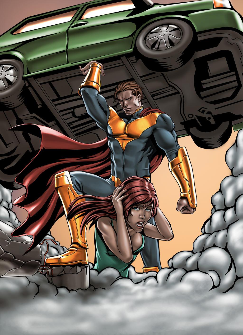 Super Strength by AlexandreMorsilla
