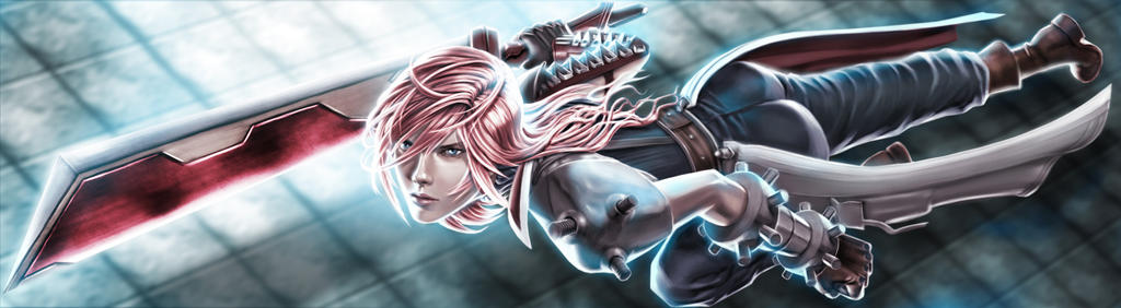 LIGHTNING RETURNS: FINAL FANTASY XIII by AlexandreMorsilla