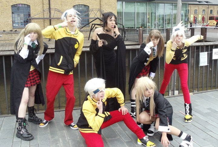 Soul eater cosplayers pictures - flooding in scotland pictures of the highlands
