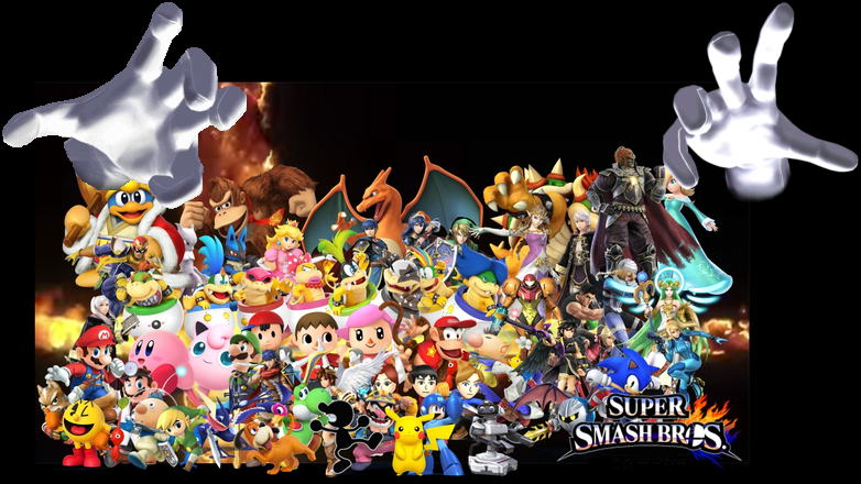 Super Smash Bros. For Wii U And 3DS Wallpaper by sonictom2