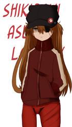 Asuka :3 by kaigaxD