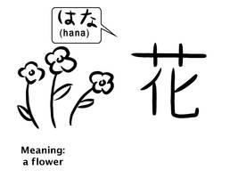 Kanji Practice  No. 5 by OrianaCarthen