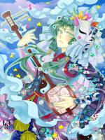 Youkai by Mariko-chan94