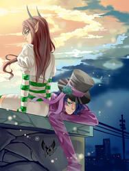 For DeadFantasy666 by Mariko-chan94