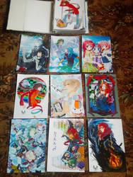 Artbook by Mariko-chan94