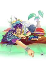 Sinbad by Mariko-chan94