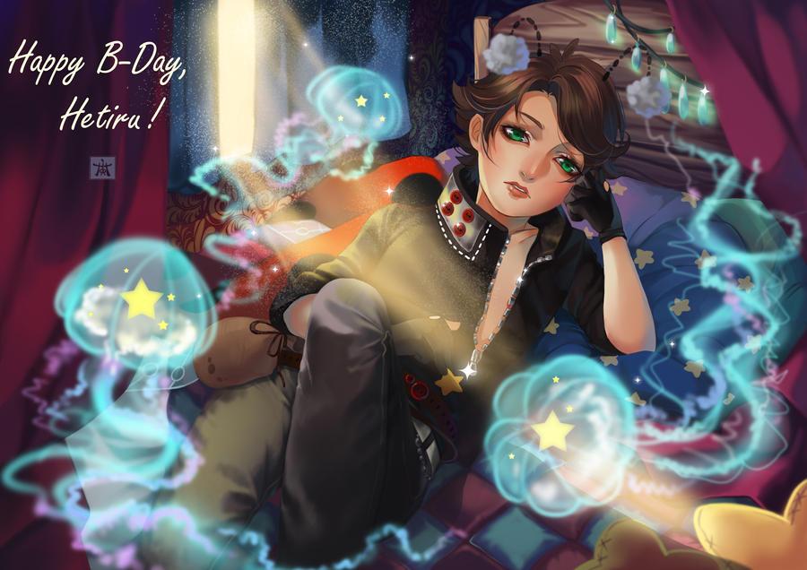 Happy B-Day Hetiru) by Mariko-chan94