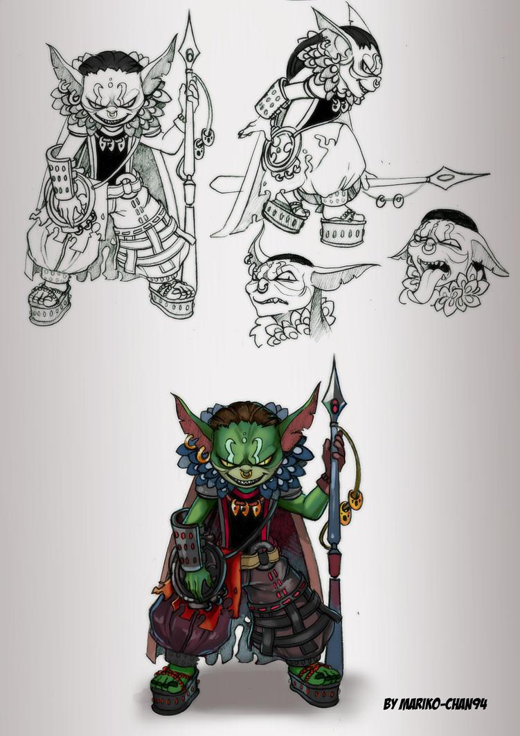 character design by Mariko-chan94