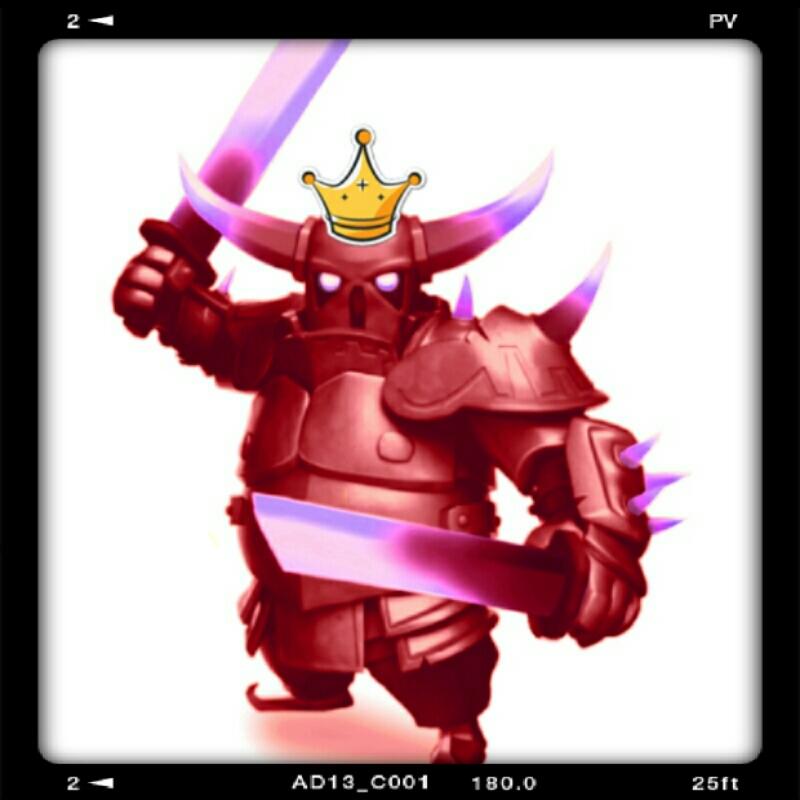 The TRUE king PEKKA!! by KingPEKKA
