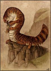 Siberian Tigerpede