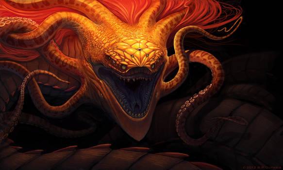 Golden Interdimensional Serpent Redux
