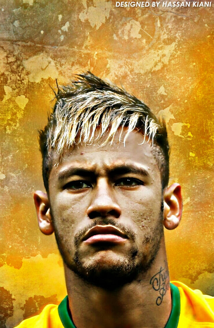 Neymar Jr Mobile Wallpaper By HassanGraphics7