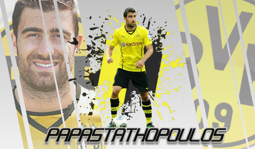 Sokratis Papastathopoulos Wallpaper By PAP-94 On DeviantArt