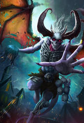 DEVIL by ShenLim