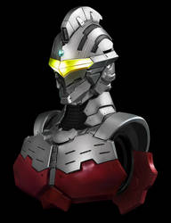 Ultraman - Ultra Seven by ShenLim