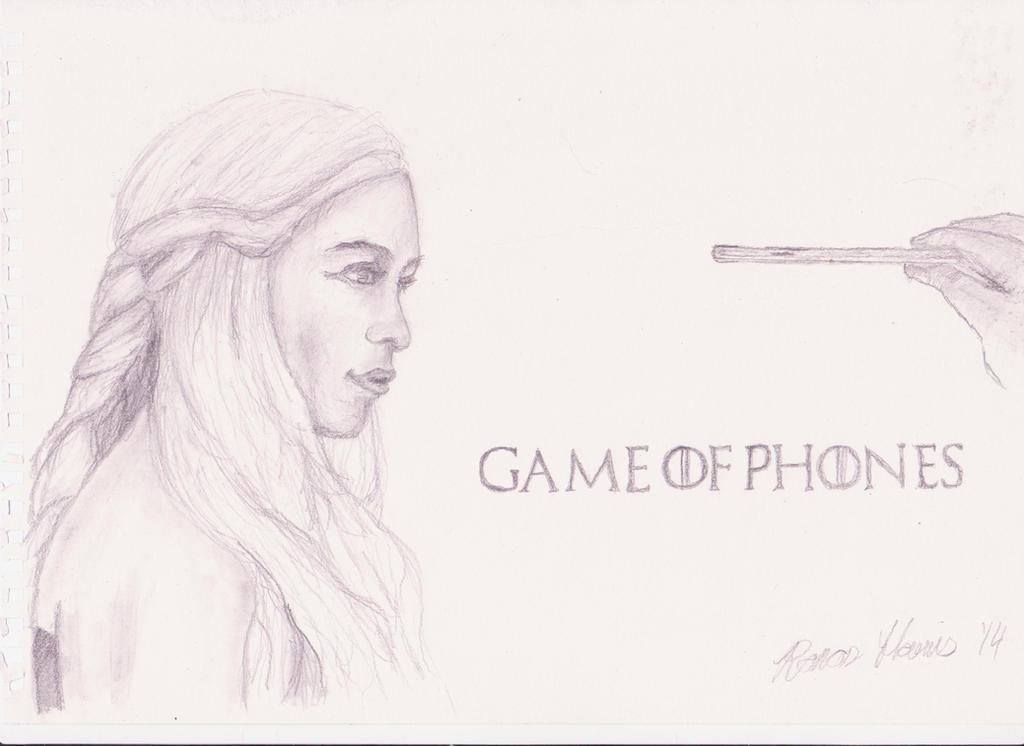 Game of Phones. (Derek Banas competition.)
