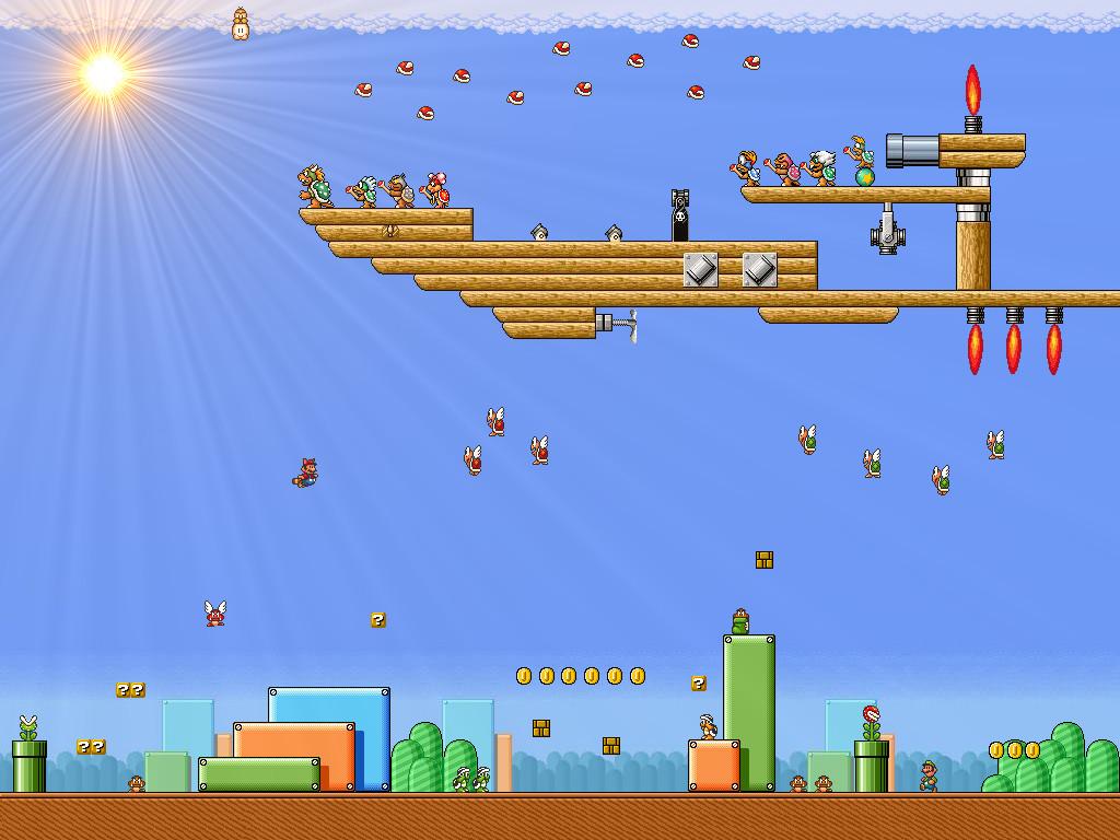 Super Mario Bros 3 By Metadraxis On Deviantart