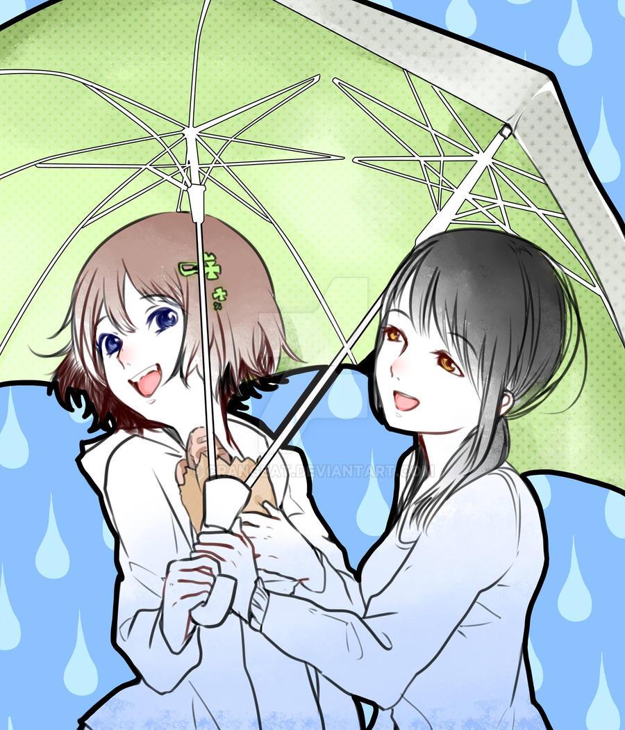 one umbrella by CRangeaT