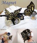 Vocaloid Magnet Headphone