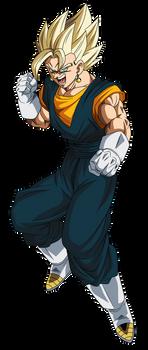 Vegito Super Saiyan
