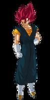 Vegito Super Saiyan God