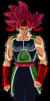 Bardock Super Saiyan God