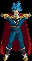 (King) Vegeta III Super Saiyan Blue