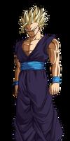 Gohan Super Saiyan 2