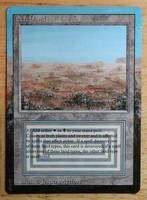 Scrubland - Border Alter by ninthsphere