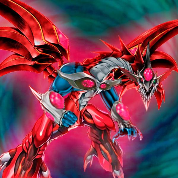 Odd eyes chaos dragon by neophoenixknight on deviantart - Drago furioso occhi diversi ...