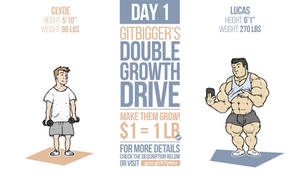 Double Growth Drive - Day 1
