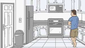 Raiding the Kitchen - 01