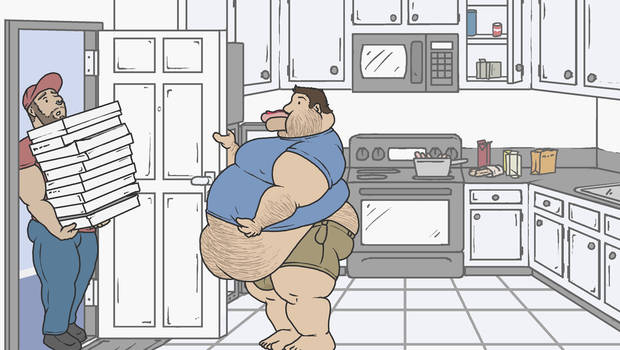 Raiding the Kitchen - 05