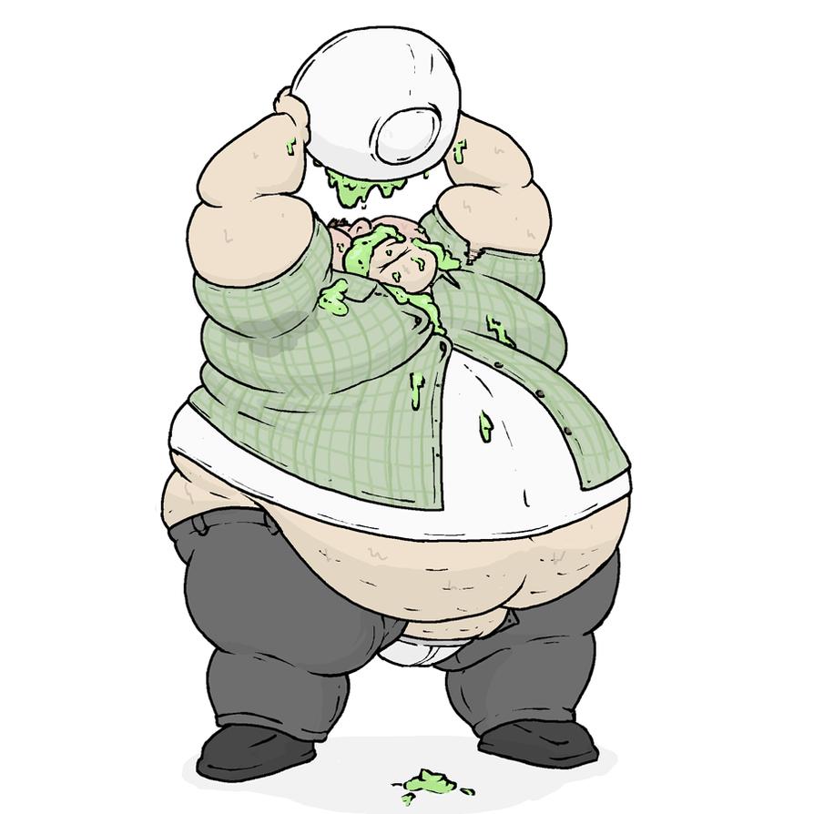 Puddin Pig by gitbigger