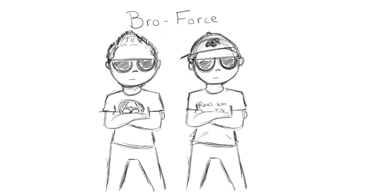BroForce by KikiHeartsHatter