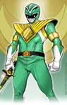 Green Ranger Power