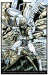 White Ranger Power
