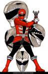 Gokai Red